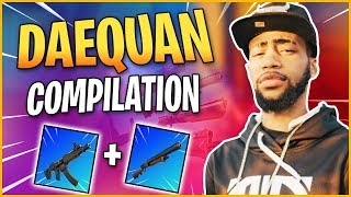 TSM DAEQUAN FUNNY MOMENTS EPISODE 6 - Daequan Funny Compilation Fortnite