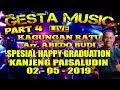 Download Mp3 GESTA MUSIC LIVE KAGUNGAN RATU TERBARU (02-05-2019) PART 4 || Ahhhee