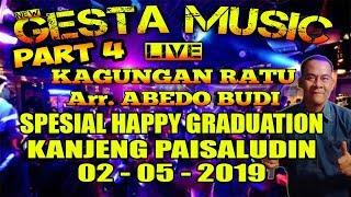 Gambar cover GESTA MUSIC LIVE KAGUNGAN RATU TERBARU (02-05-2019) PART 4 || Ahhhee