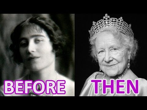 Womаn and Time: The Queen Mother
