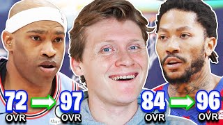 WHAT IF EVERY NBA PLAYER WAS IN THEIR PRIME? NBA 2K20