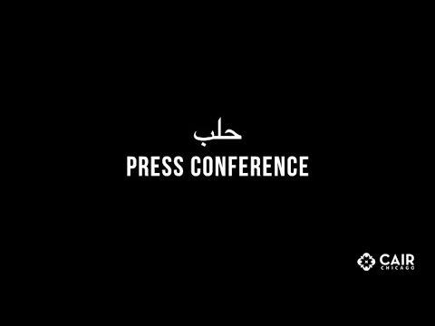 December 13: Aleppo Press Conference