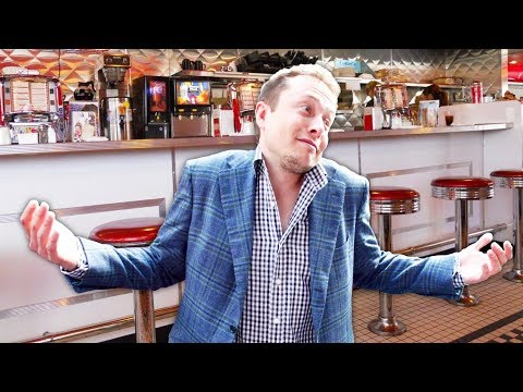 Will Elon Musk Open the Best Retro Diner Ever? (Muskwatch w/ Kyle Hill & Dan Casey)