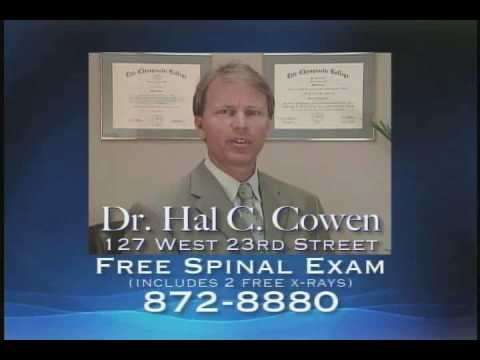 Panama City Chiropractor ChiroNetwork Health Care Center -- WJHG Production.flv