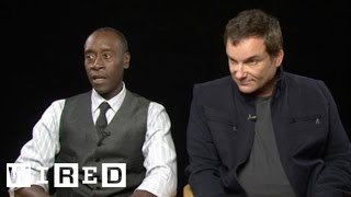 Iron Man 3: Don Cheadle And Shane Black - Wired Magazine