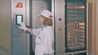 Конвекционная печь Фотон 3.0 - видео обзор выпечки багета