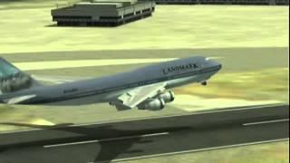 Microsoft Flight Simulator 2002 előzetesek (trailers)