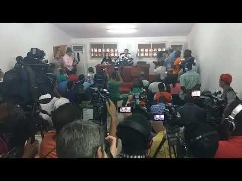 Côte d'Ivoire - Maroc : Hervé Renard en conférence de presse d'avant match (1)