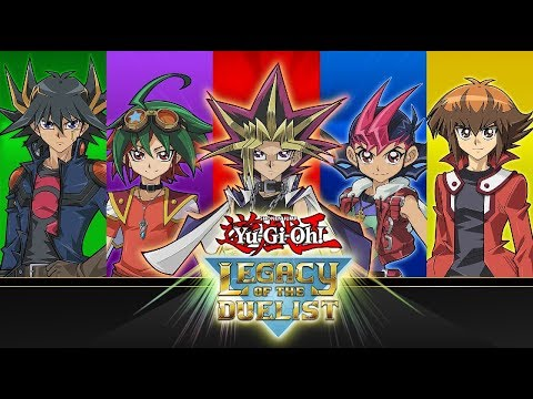 Twitch Livestream | Yu-Gi-Oh! Legacy of the Duelist Reverse Duels [Xbox One]
