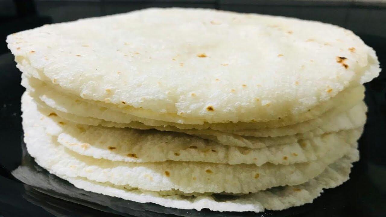 #richoos #kitchen #rava #cooking പത്തിരി ഇങ്ങനെ ഒന്ന് ഉണ്ടാക്കി നോക്കു/Rava Patthiri