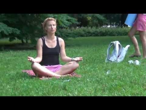Kalčkova vadba z Brigito Langerholc: Utrinek z vadbe