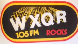 Don Pardo on WXQR-FM Jacksonville, NC - 1991