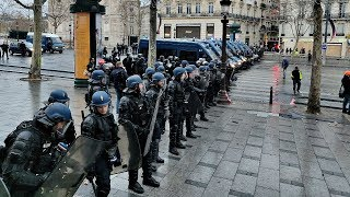 ЗАБАСТОВКИ В ПАРИЖЕ | PARIS ONLINE