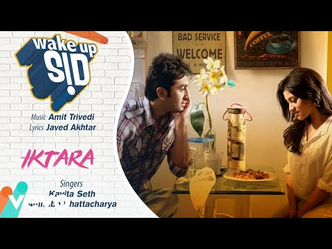 Mix - Official Audio Song | Wake Up Sid | Kavita Seth | Amit Trivedi| Javed Akhtar