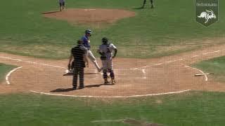 Baseball vs Western Illinois Highlights (04.20.2019)