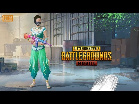 🔴PUBG Mobile Live | Rush Gameplay & Headshots | Paytm donation on screen.