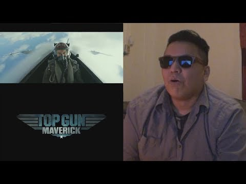 TOP GUN MAVERICK 2020   New Trailer Reaction   Paramount Pictures   Tom Cruise