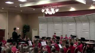 GACS 6th Grade Band 2010 Southern Star Music Festival, part 1