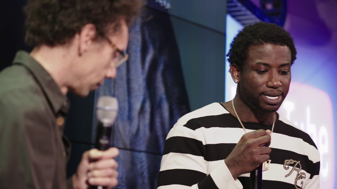 Gucci Mane Has A Conversation with Author Malcolm Gladwell (Part 5 on Atlanta)