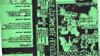 Execradores - Ideologicamente Perigosos (spit tape com metropolixo) FULL ALBUM