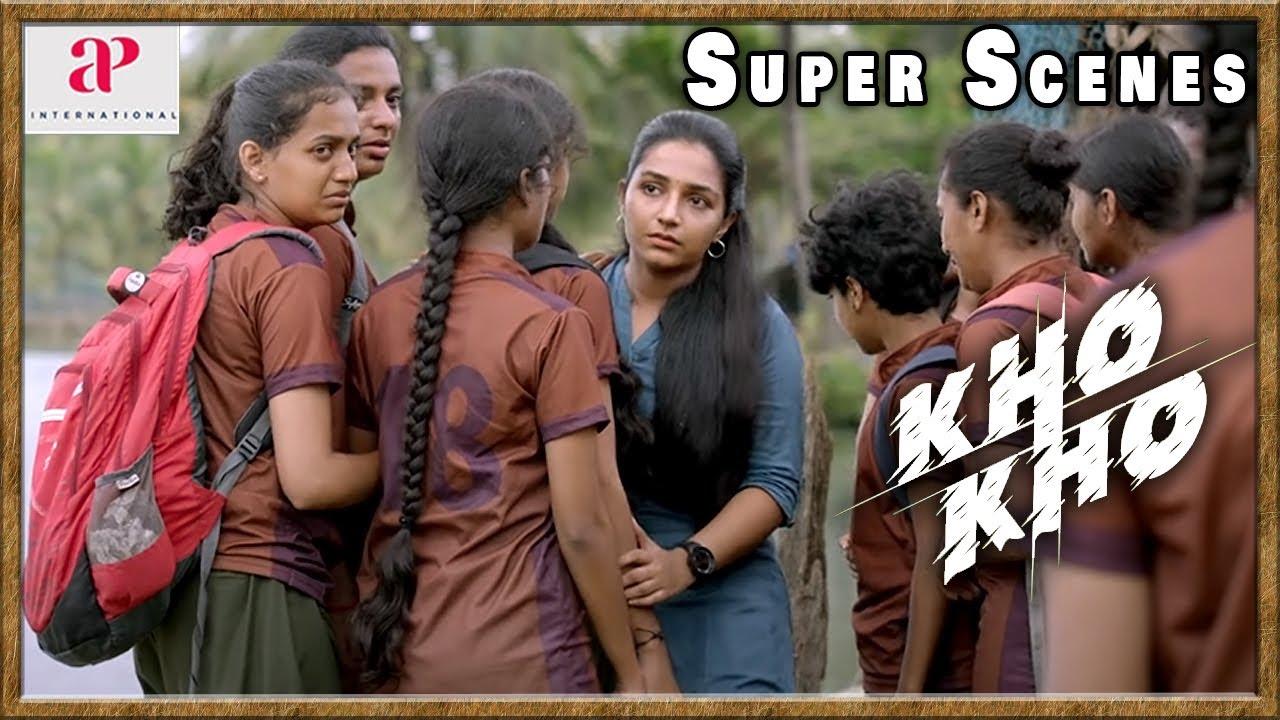 Download Kho Kho Movie Climax Scene | Rajisha Vijayan Bids Farewell | Rajisha Vijayan | Mamitha Baiju