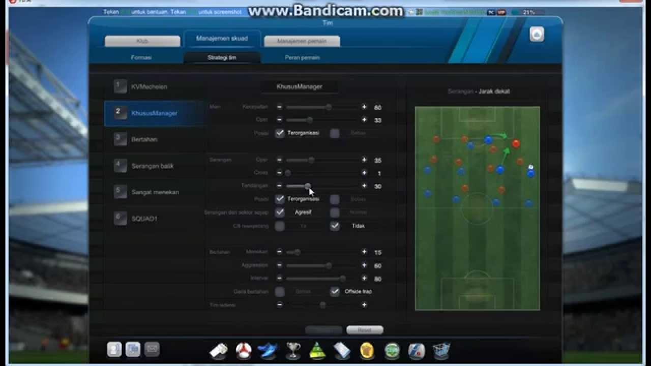 Fifa Online 3 4 1 4 1 Manager Mode 1700 Youtube