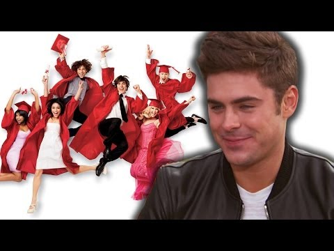 Zac Efron WANTS High School Musical Reunion