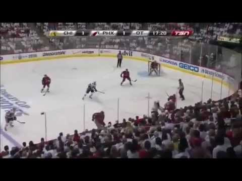 NHL Arena Awards Conn Smythe Trophy 2012 Preview