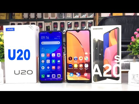 VIVO U20 Vs SAMSUNG A20s Unboxing,Review,Price and Compare in Hindi