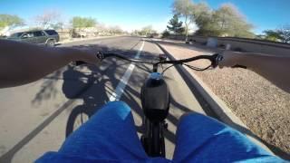 80cc Motorized Bike Ride- GoPro 3+
