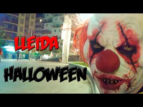 THIS IS HALLOWEEN | LLEIDA CLOWN | COSTUME | LLEIDA