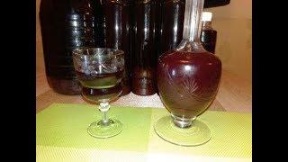 Вино сливовое ч.2 Готово!