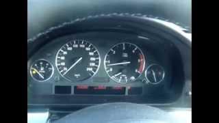 BMW E39 отзыв, расходы на содержание