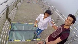 Video Chilling on the Skybridge @Langkawi Island - Malaysia. download MP3, 3GP, MP4, WEBM, AVI, FLV Oktober 2018