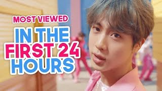Download lagu MOST VIEWED KPOP MUSIC VIDEOS IN THE FIRST 24 HOURS MP3