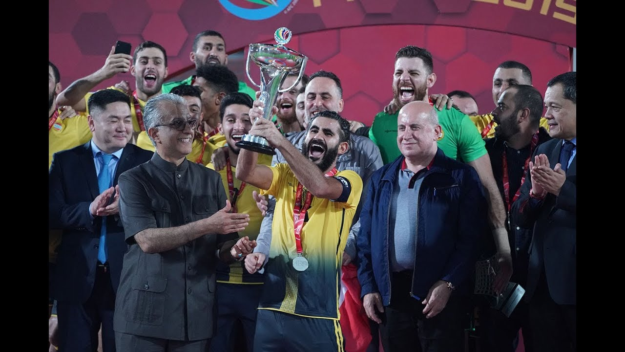 AFC Cup Final 2019  425 SC (PRK) 0-1 AL AHED (LIB)