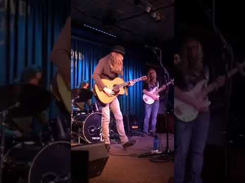 Sawyer Fredericks Rams Head On Stage SawyerIsAnAngel 11 11 17
