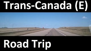 Trans-Canada Road Trip: Vancouver to Toronto in 90 minutes