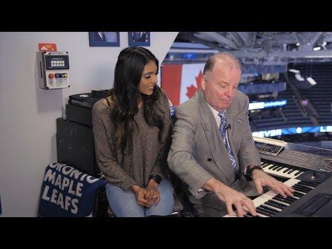 Inside Scotiabank Arena - Episode 6: Leafs Game Presentation