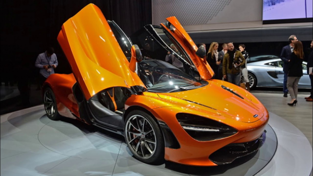New 2019 The McLaren 720S Spider HyperCar