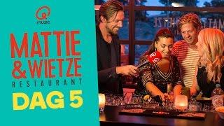 o g3ne maakt de cocktails m restaurant