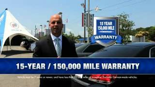The Gainesville Buick GMC Warranty (15 year / 150k miles)