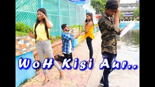 Woh Kisi Aur Se Milke | Sad Love Story | Ek Bewafa Se Hum | Hindi Song 2020 | AD Songs
