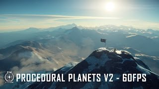 Star Citizen: Procedural Planets v2
