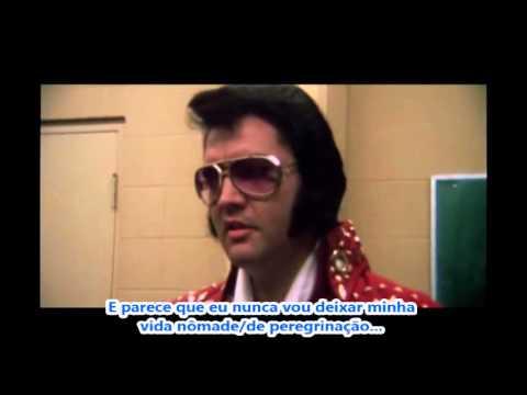 """Elvis PresleyScene from """"Elvis on Tour"""" (MGM 1972) - (Legendado)"""