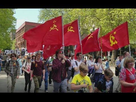 """Immortal Regiment"" | May 6th 2018 | Seattle, Washington, USA  | Бессмертный Полк - Сиэтл, Вашингтон"