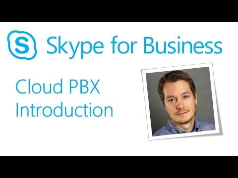 Skype Academy: Cloud PBX Introduction