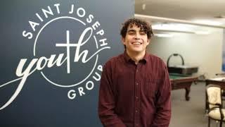 Stewardship Thanks - St. Joseph Youth Group