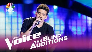 """Gambar cover The Voice 2017 Blind Audition - Anthony Alexander: """"Redbone"""""""