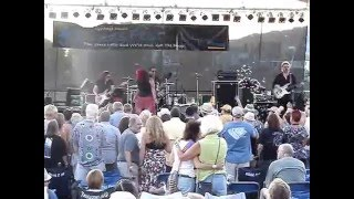 Candye Kane - White Trash Girl  - Wheeling 08 - 12 - 2011